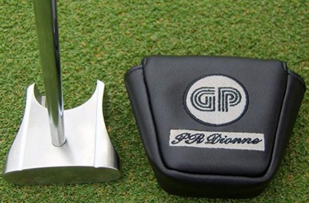 GP putter and head cover