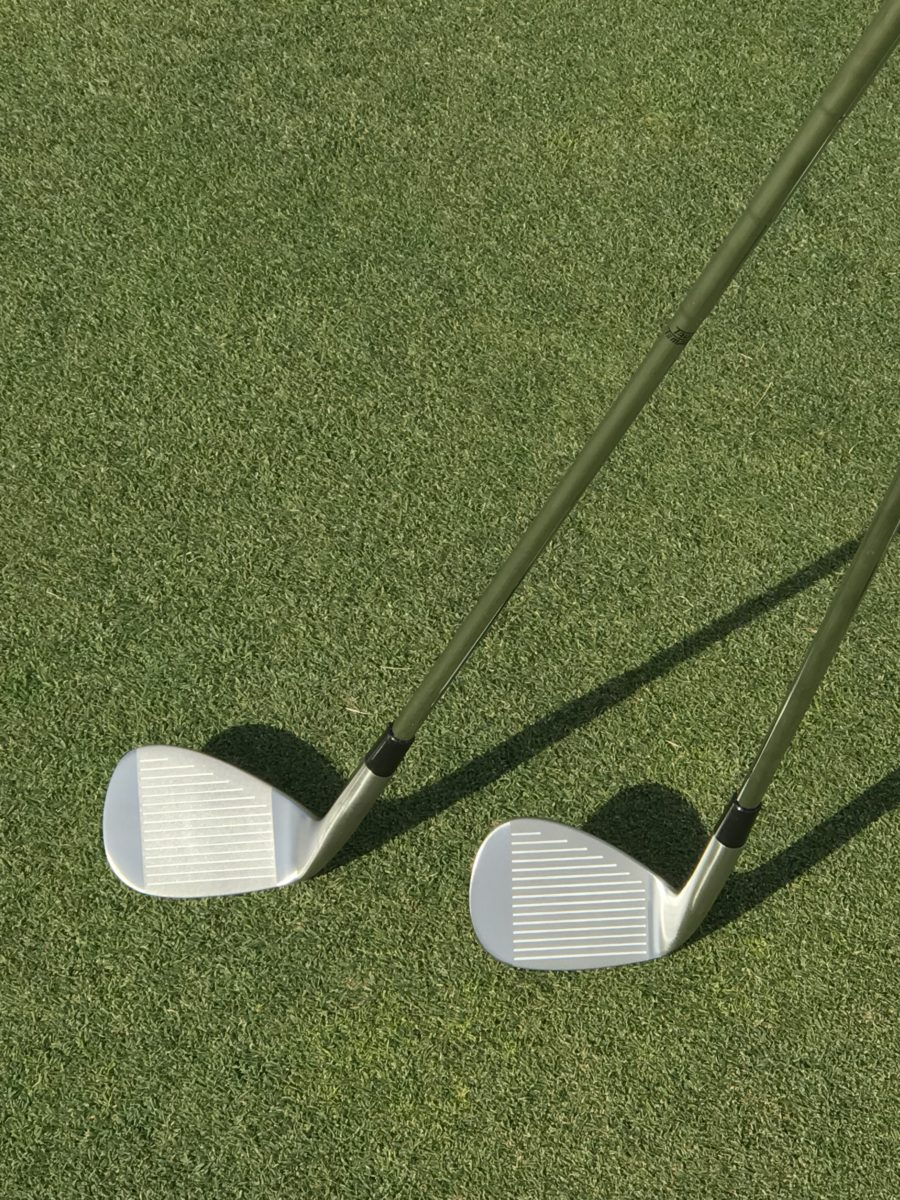 Chipping & HBB 56 wedges