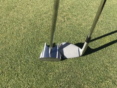 GP Putter & HBB 56 Wedge